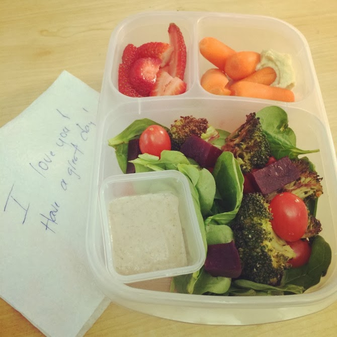 The Holland House: Lunch in a Box