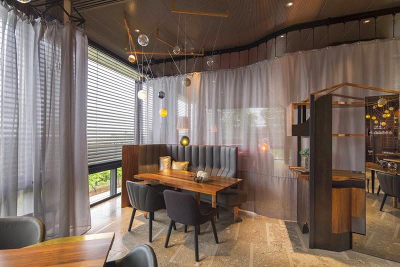 mejores diseños de interiores de bares y restaurantes del mundo, Penfolds Magill Estate Restaurant