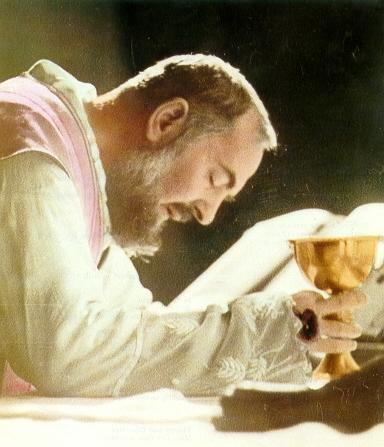 how to become a child of st padre pio