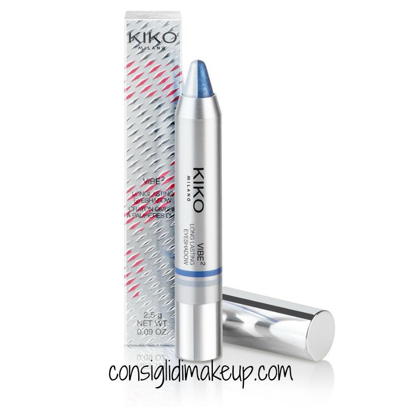 vibe long lasting eyeshadow matitoni ombretto duo lunga durata kiko