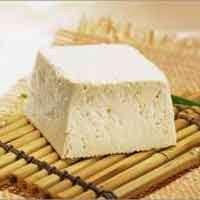 Queijo de Soja, o tofu