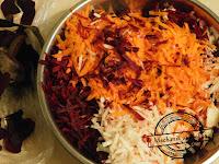 Barszcz czerwony przepis na klarowny pikantny zacier zakwas starte buraczki czerwone catering przyjęcie urodzinowe pszczyna