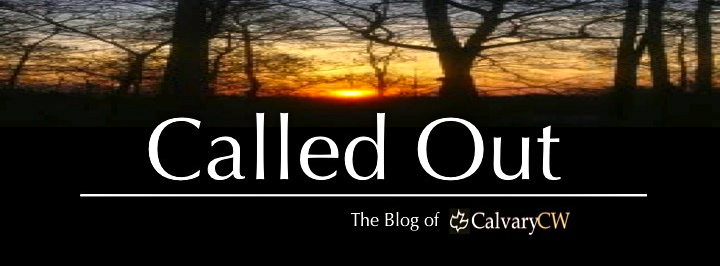 The Blog of CalvaryCW