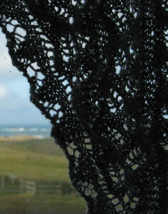 Shetland lace shawl architecture « Troutgirly