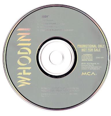 Whodini – Judy (CDS) (1991) (VBR)