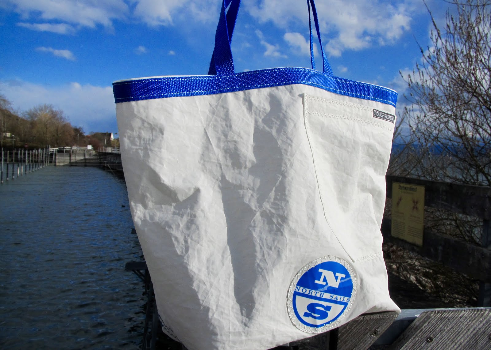 "Segeltasche ""Easy Shopper"""