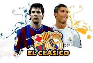 Prediksi Barcelona vs Real Madrid El Clasico