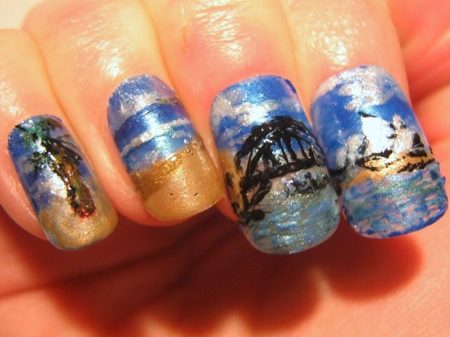 Always arty nail art nail art prinsesfo Gallery
