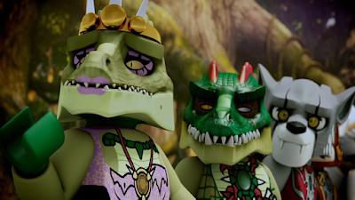 Lego legends of chima season 2 2 discos 2015 ntsc - Legende de chima saison 2 ...