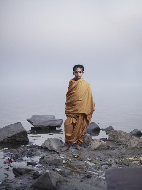 SAURAV KUMAR PANDEY  Batuk Student, Varanasi, India