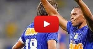 Cruzeiro 5 x 0 Santa Maria: Veja os gols da partida