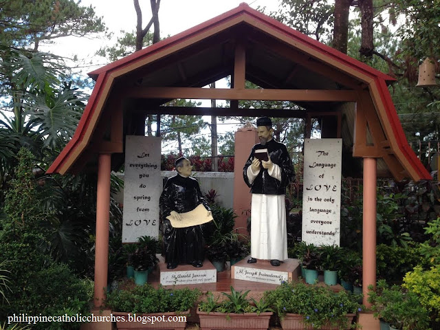 PINK SISTER'S CONVENT CHAPEL, Brent Road, Baguio City, Philippines