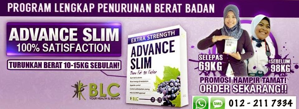 Advance Slim Pasti Kurus