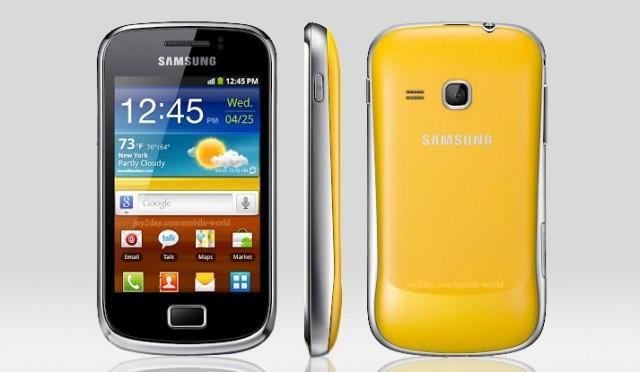 Samsung Galaxy Mini 2 s6500 Harga dan Spesifikasi