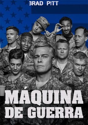 Filme Poster Máquina de Guerra