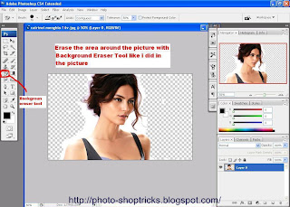 Easy Photoshop Tutorial Removing Background