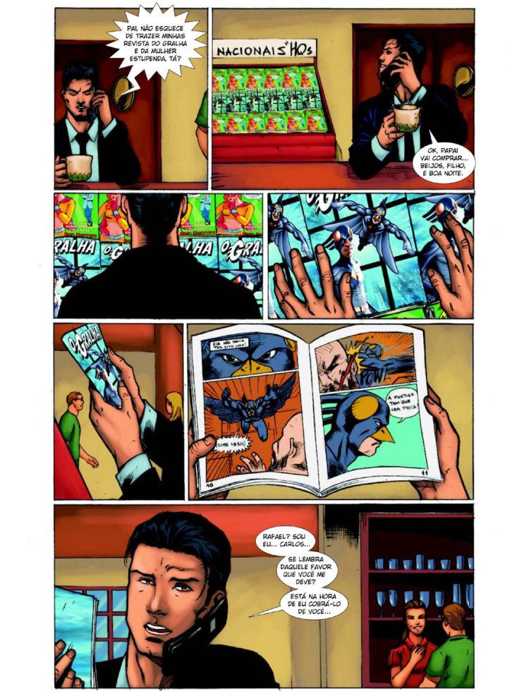 Guardião Noturno - Pagina 19