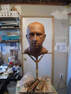 Jen Harmon Allen portrait of Sam