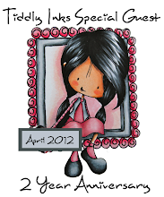 TIDDLY INKS GUEST DESIGNER: APRIL 2012