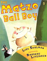 The Matzo Ball Boy image
