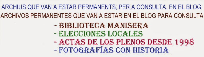 ARCHIVOS PERMANENTES DE CONSULTA SOBRE MANISES