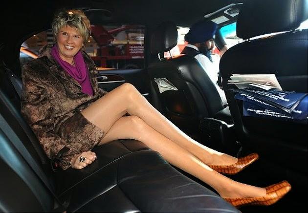 Svetlana Pankratova Shoe Size