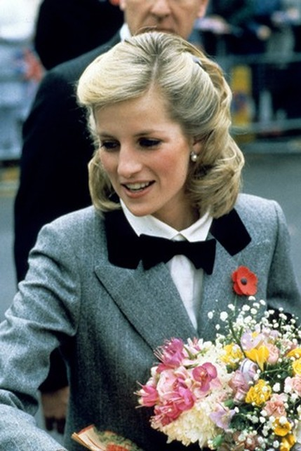 Princess Diana Hairstyles☀Medium Hair
