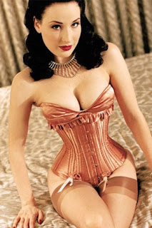 Diva corset