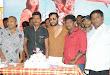 Hero Tarun Birthday Celebrations at Yuddham movie sets