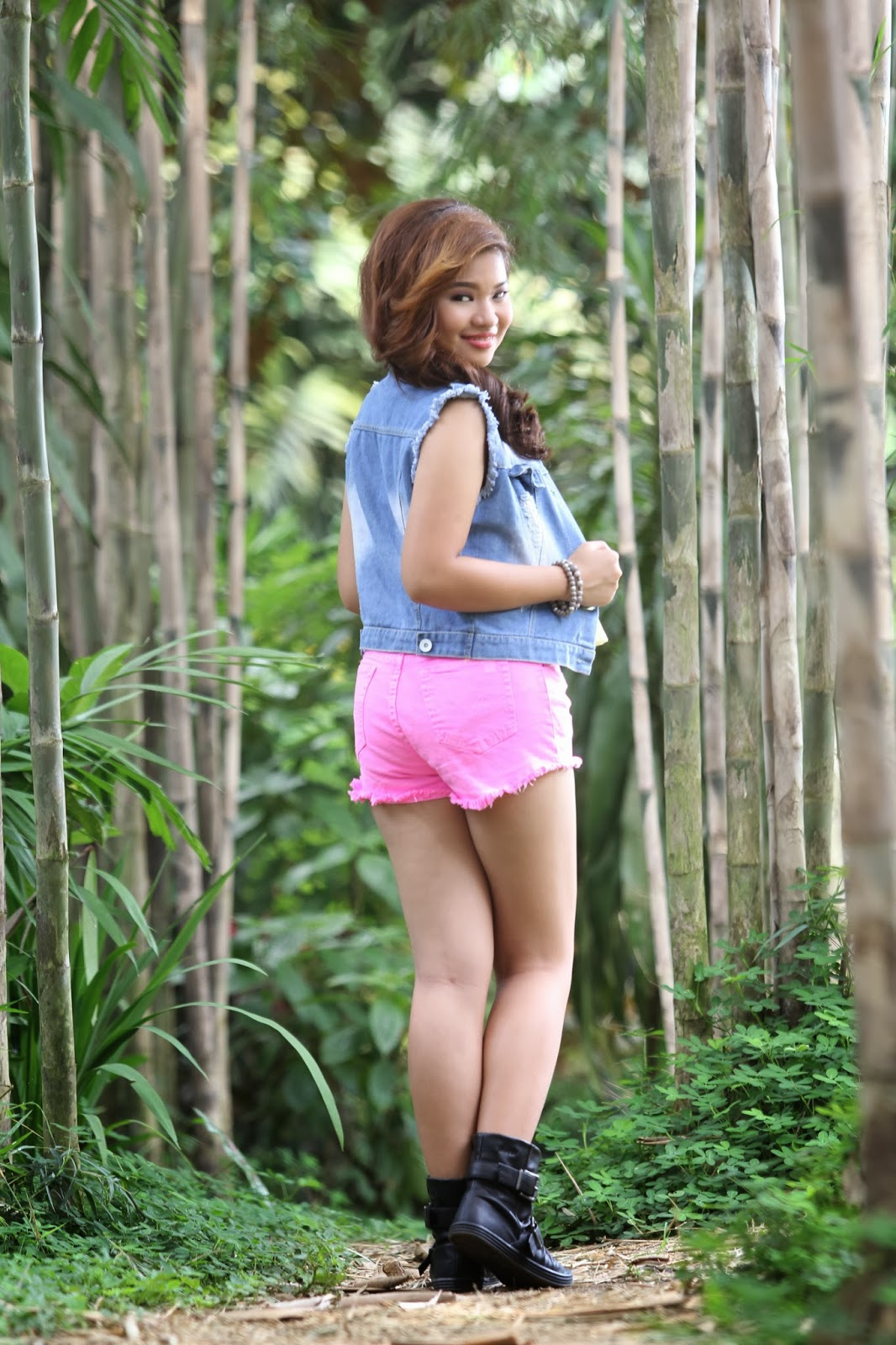 Lizette's Pre Debut Pictorial - pic8