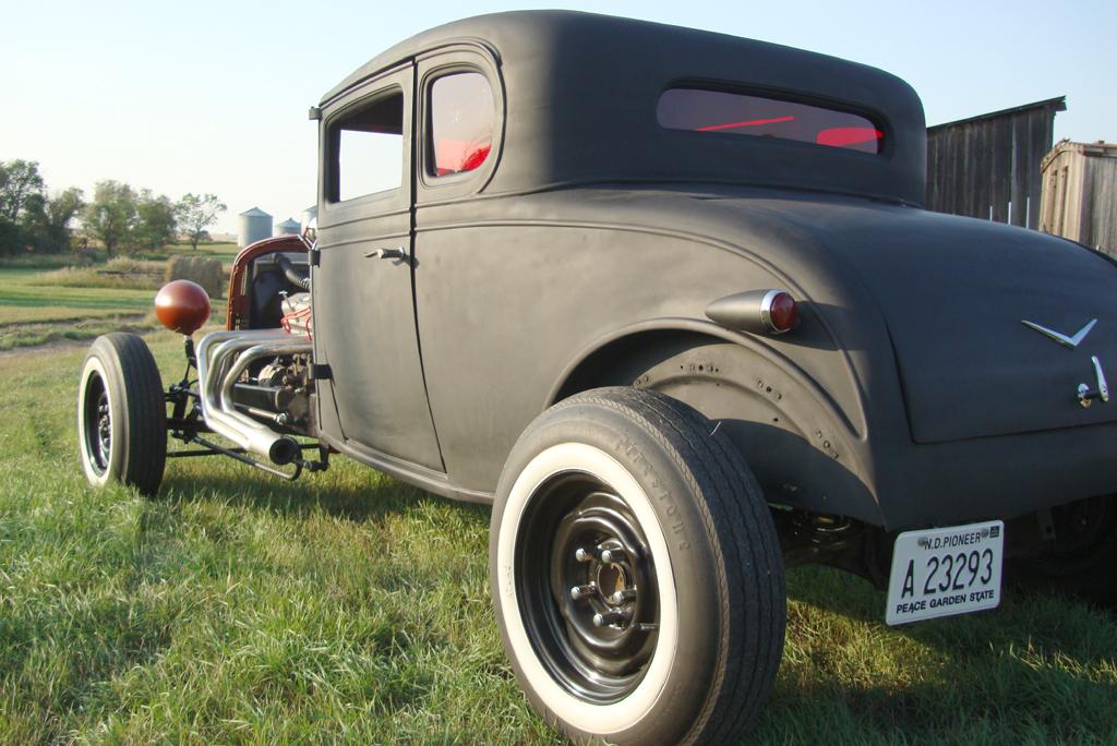 Roddin bakk 1931 chevy 5 window coupe for 1931 chevy 5 window coupe