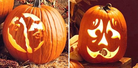 7 Picture Halloween Design You can Try Make it