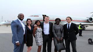 Vistajet Africa Tour 2013