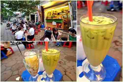 Ngon, lạ nước cóc ép phố Quang Trung, diemanuong365, diem an uong 365