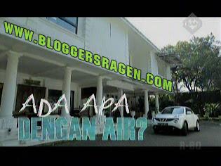 Bioskop Indonesia Ada Apa Dengan Air FTV