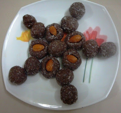 Chocolate Peanut Balls