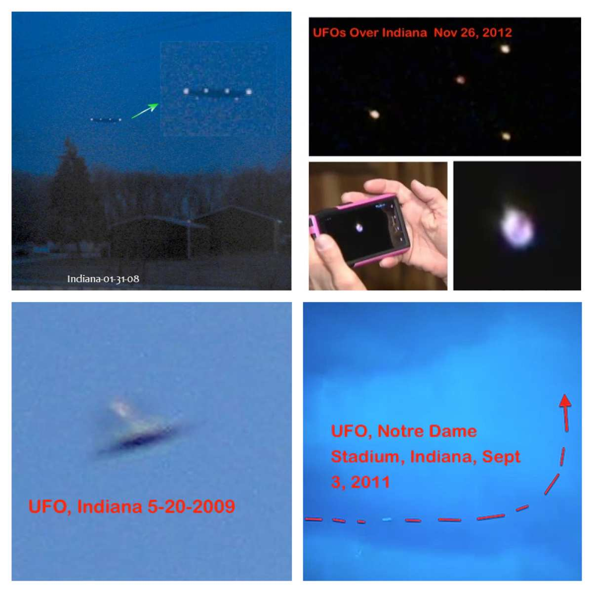 ufo sightings daily indiana woman reveals family secret ufo