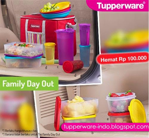 Tupperware Family Day Out