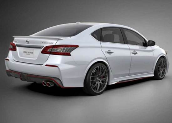 2017 Nissan Sentra Nismo Release Date