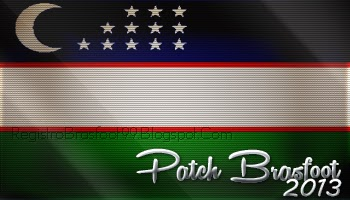 Patches Brasfoot - Download Brasfoot 2015