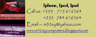 IPHONE  IPAD  IPOD SOLUTIONS