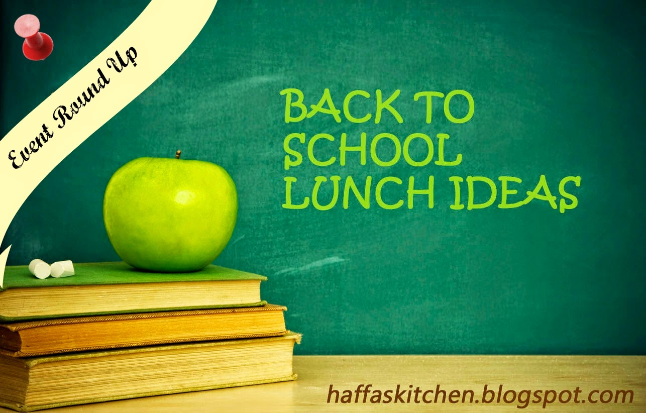 back to school, back to school ideas, back to school lunch recipes, blog events, Events, Lunch box, Event Announcement, winners certificates