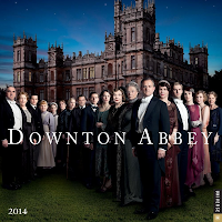 Downton Abbey 2013 Schedule In Britian downton abbey addicts get your downton abbey calendars 200x200