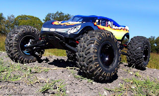 mobil offroad extreme