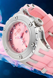 The Invicta Specialty GMT Reserve Ocean Jelly Palette Series