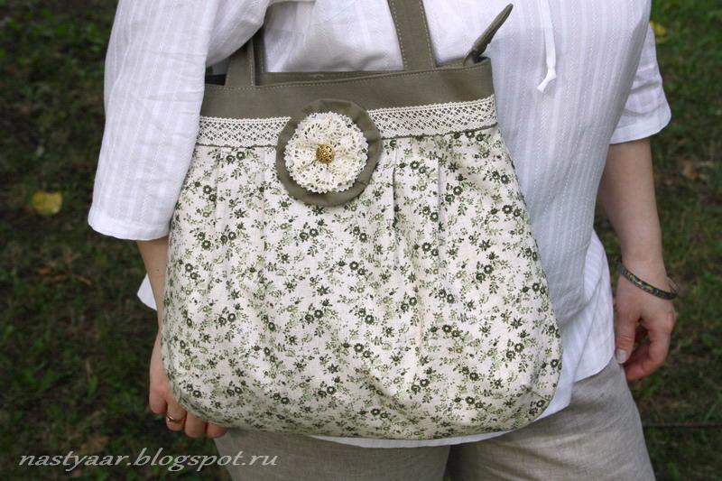 Выкройка сумочка на фермуаре 162