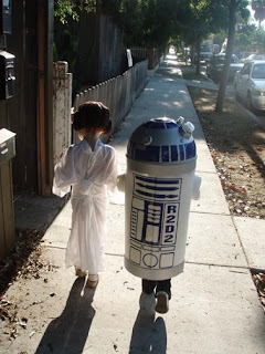Star Wars R2 D2 Kids Halloween Costumes on bjlhg