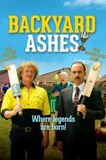 Backyard Ashes #backyardcricket