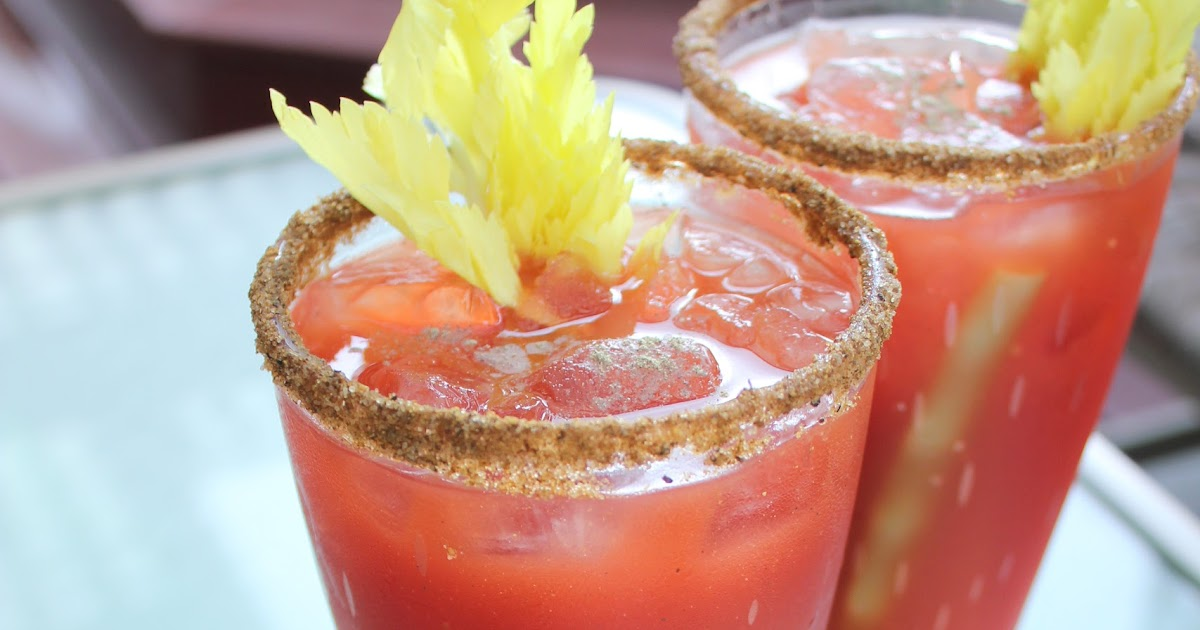 how to make a good caesar drink