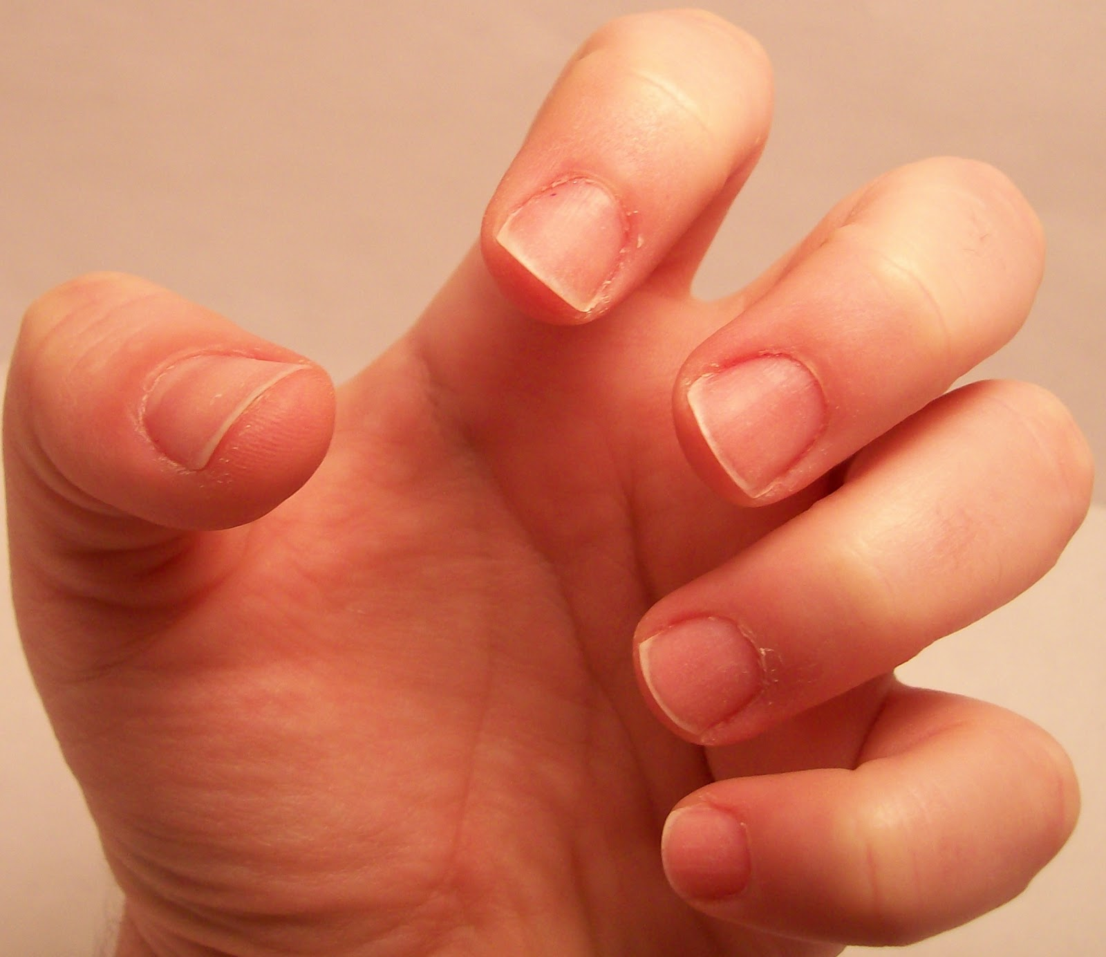 Handmade By Natalie: Hello Again! Time For A Nail Growth